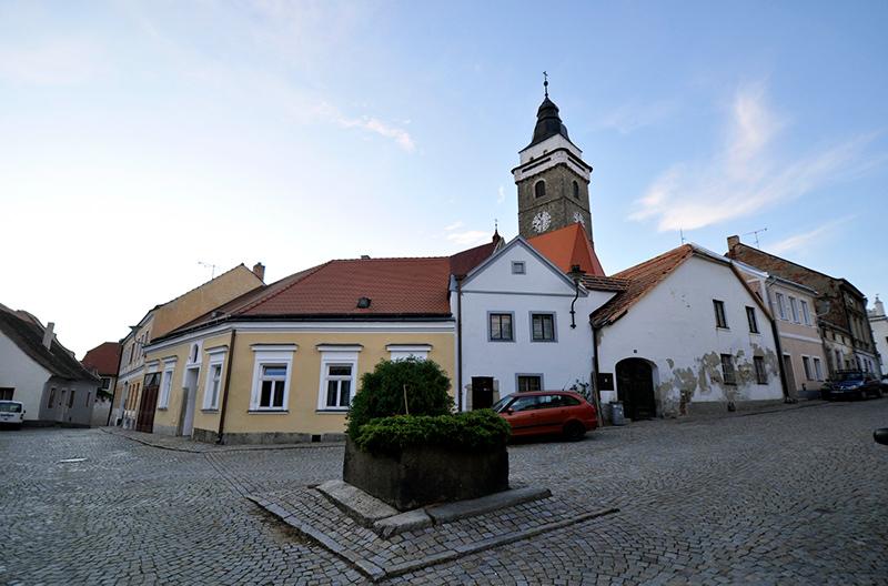 Выбран лучший исторический город Чехии