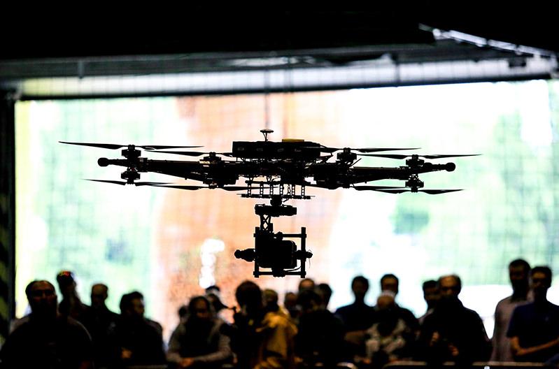 Чехия приглашает на фестиваль дронов