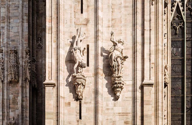 Крыша Миланского собора будет работать дольше