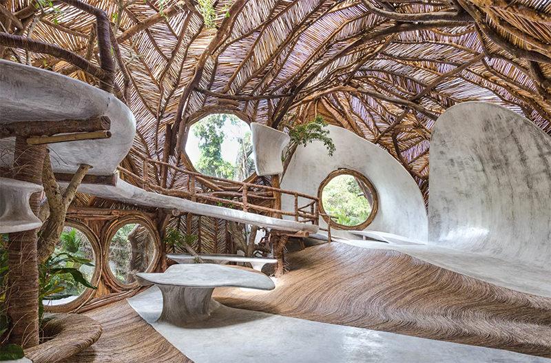 На мексиканском курорте открылась необычная художественная галерея