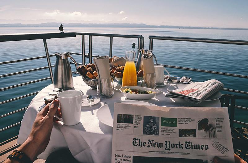 Норвежский туроператор запустил круиз на 245 дней