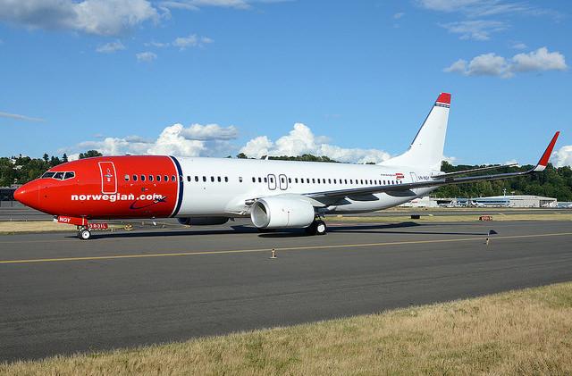 Norwegian распродаёт билеты от 14,5€