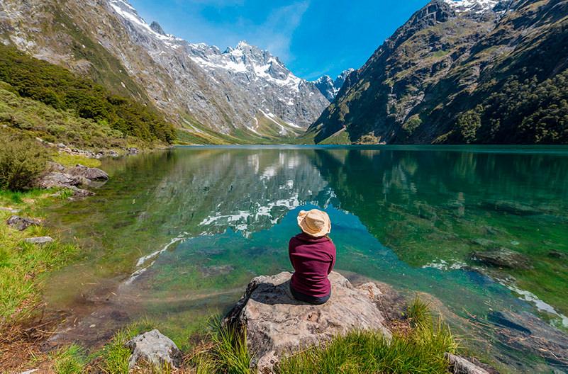 Новая Зеландия намерена ввести туристический сбор