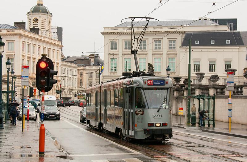 Общественный транспорт в Брюсселе сделают бесплатным