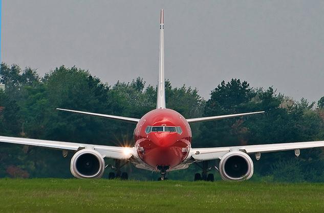 Пассажиры Norwegian могут выбрать маршрут по погоде