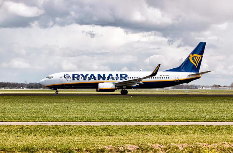 Ryanair ведет переговоры с другими аэропортами Украины