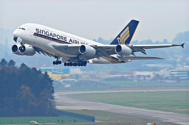 Singapore Airlines будет летать самым длинным маршрутом в мире