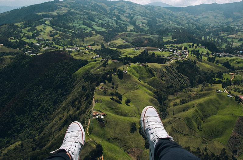 Составлен список альтернативных летних направлений для путешествий