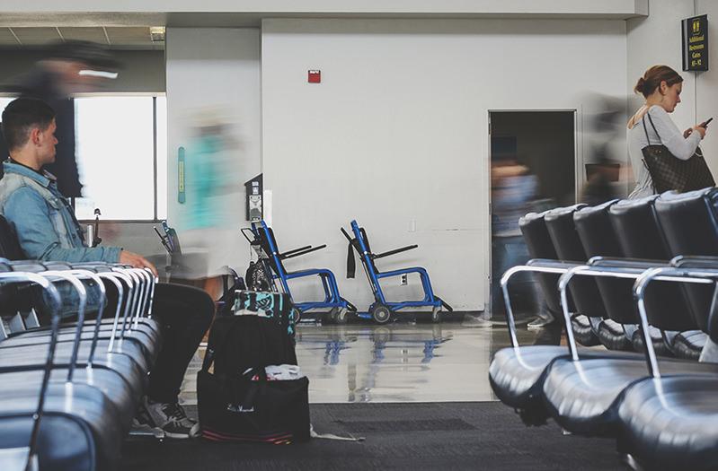 В аэропортах Японии будут распознавать лица пассажиров