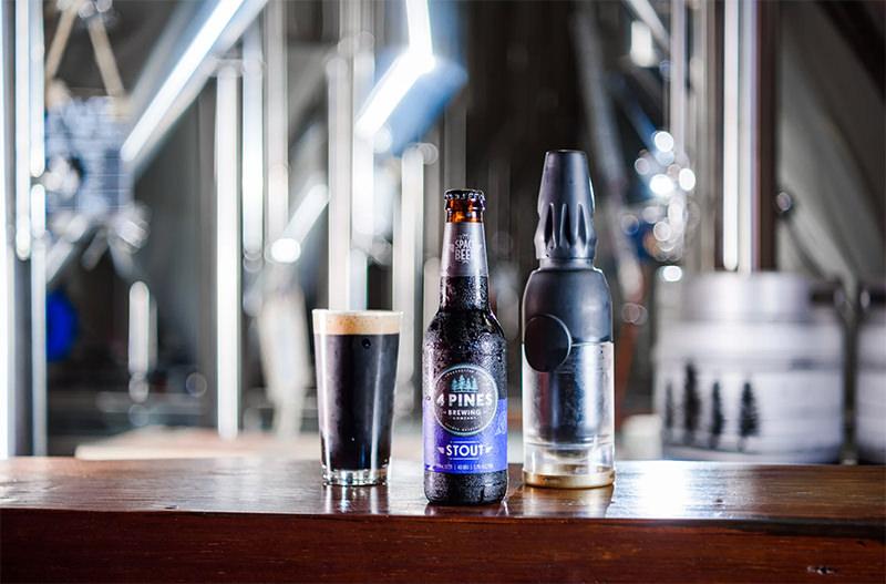 В Австралии придумали как пить пиво в космосе