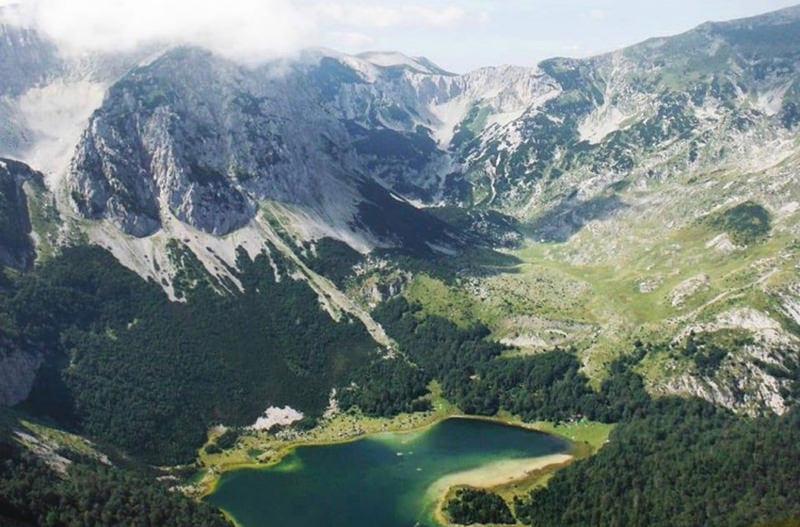 В Черногории будут взымать плату за посещения природного парка Пива