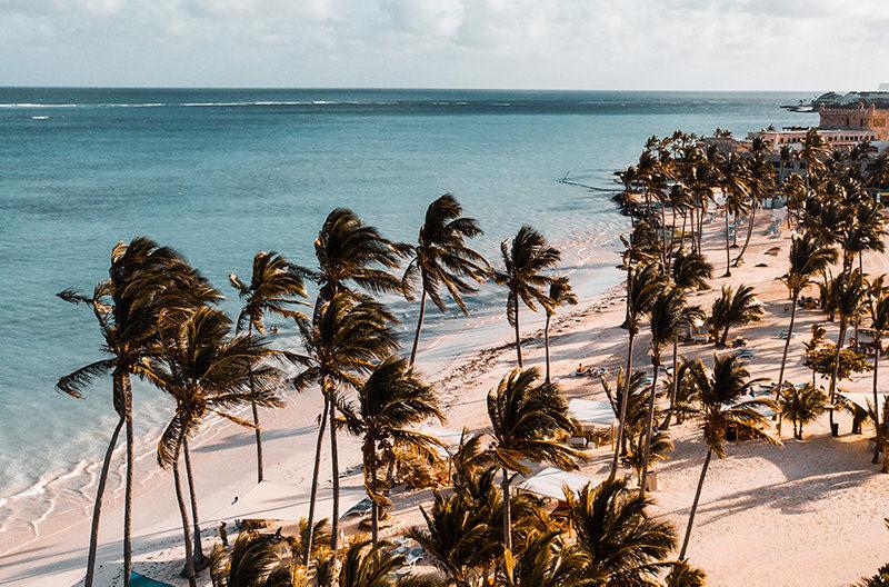 В Доминикане отменили туристический налог в аэропортах
