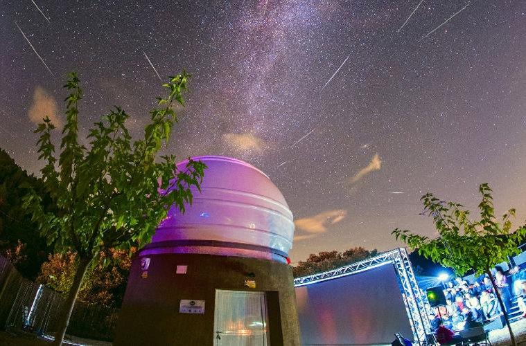 В Испании открылся астрономический тематический парк