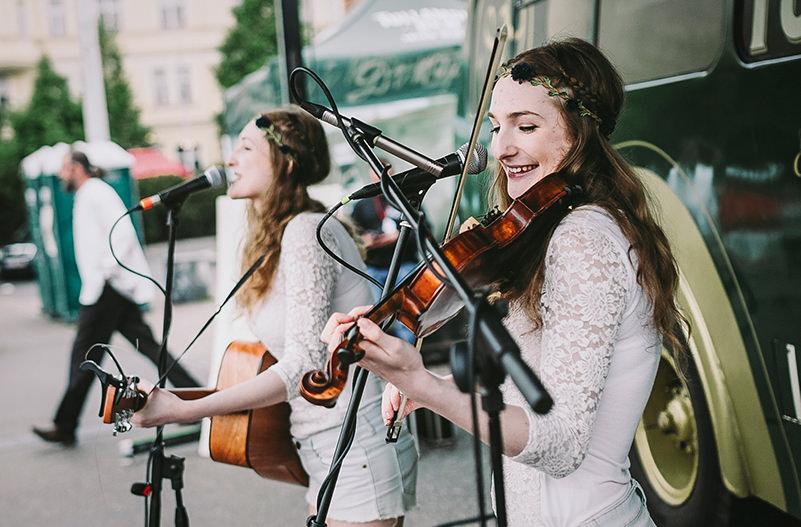 В Праге пройдёт фестиваль уличной музыки