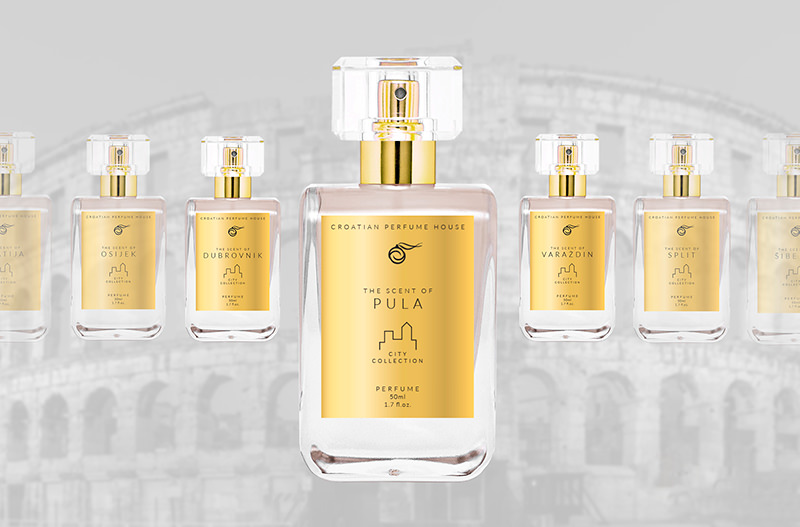 В Хорватии создали парфюм на основе ароматов местных городов