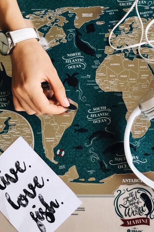 13 крутых новогодних подарков для путешественников