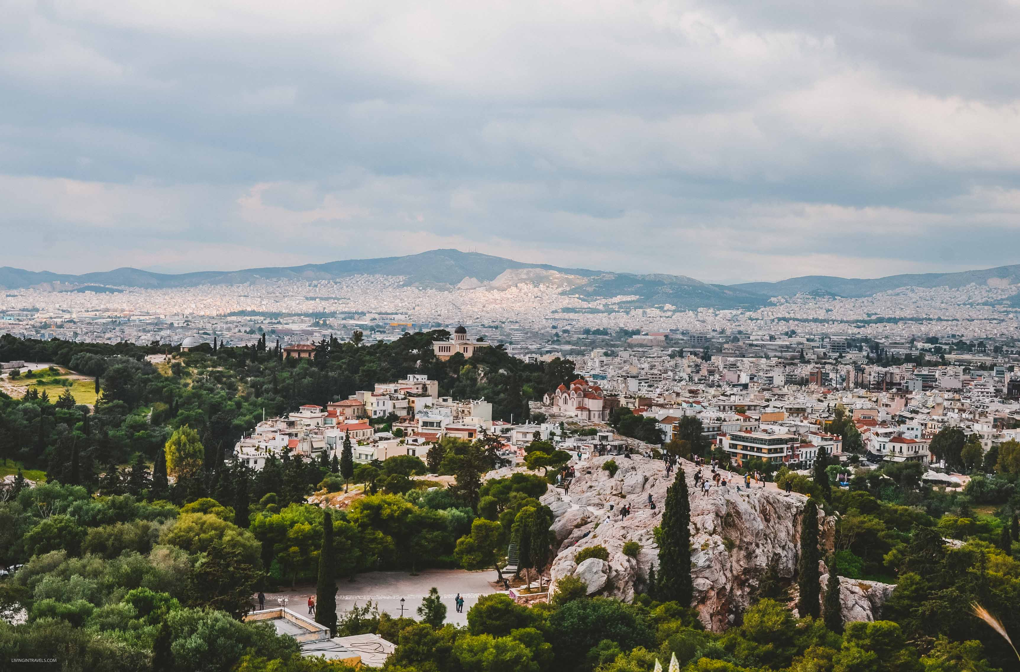 24 часа в Афинах: куда сходить и что посмотреть