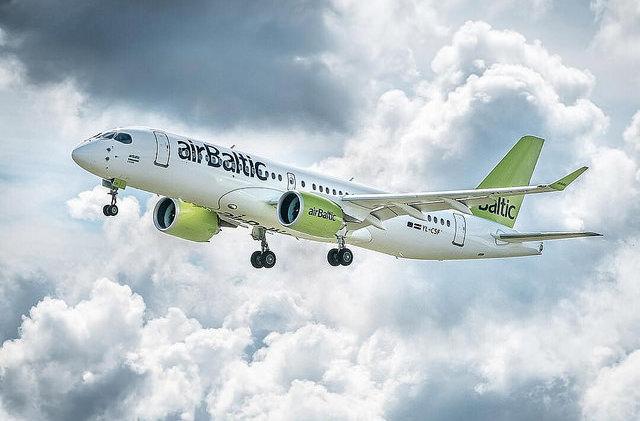 AirBaltic устроил распродажу билетов от 15€