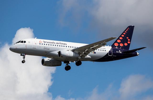 Brussels Airlines будет летать из Киева в Брюссель