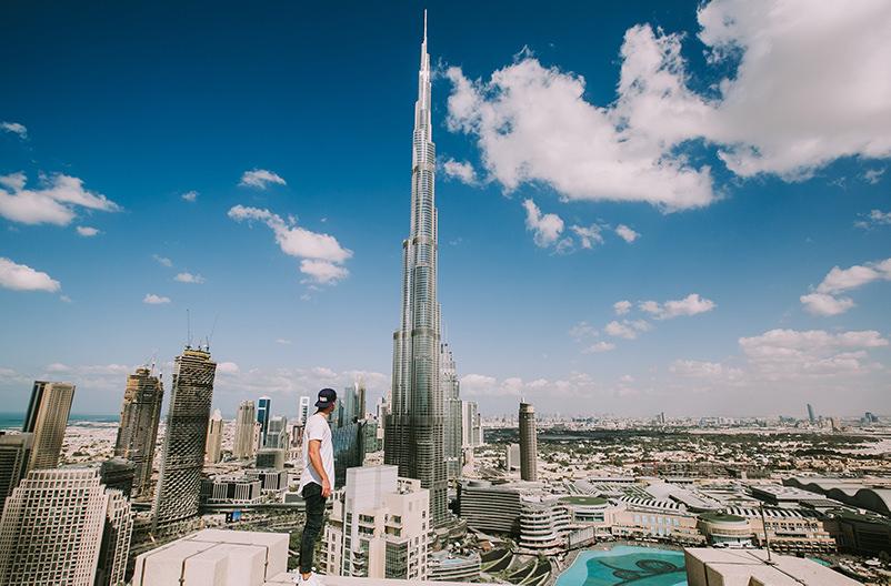 Дубай включили в список творческих городов ЮНЕСКО