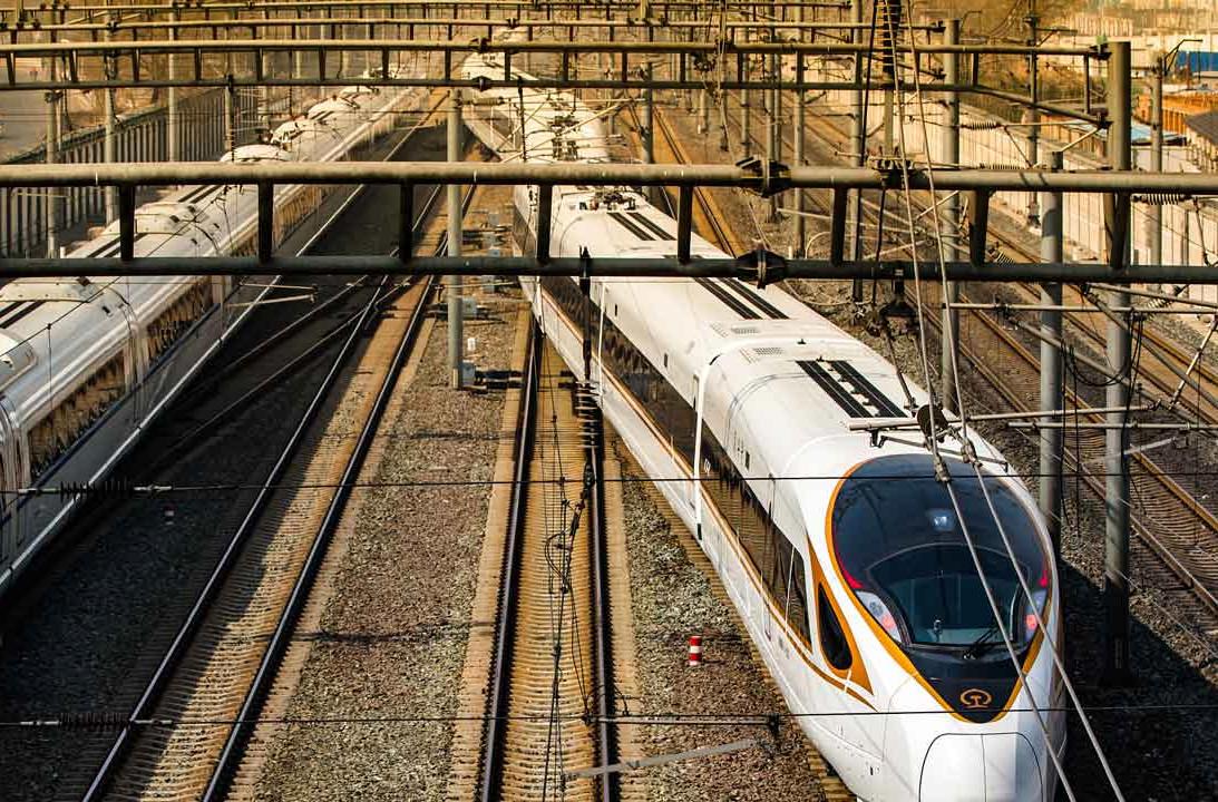 Китай запустит самый длинный скоростной поезд в мире