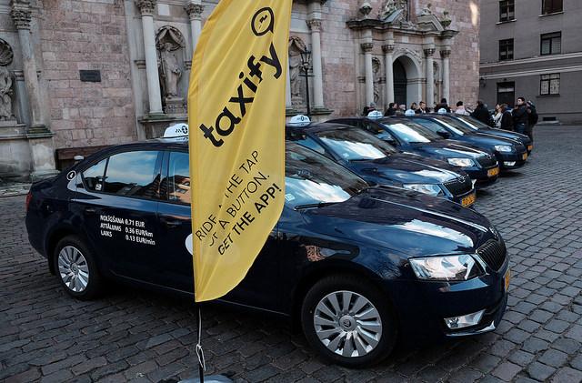 Конкурент Uber в Киеве планирует перезапуск