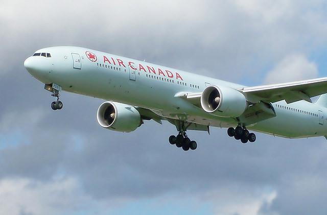 На международных рейсах Air Canada запускают Wi-Fi