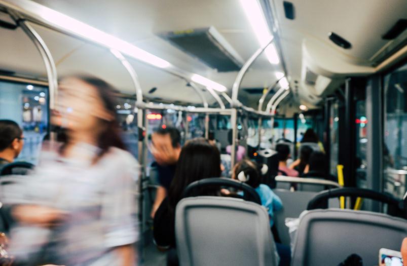 Названы города с самым удобным общественным транспортом