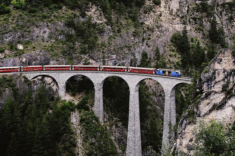 Названы лучшие железнодорожные компании Европы