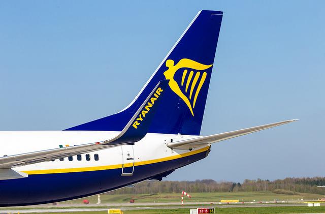 Ryanair выступил против продажи алкоголя в аэропортах