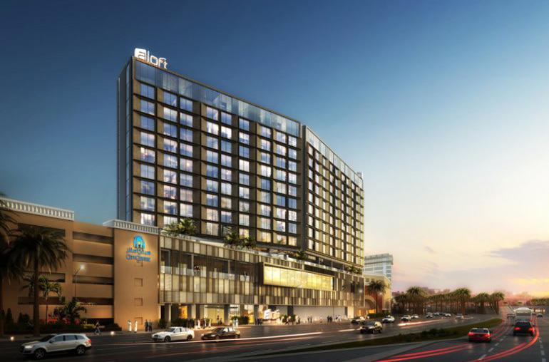 В Дубае открылся отель по мотивам кино