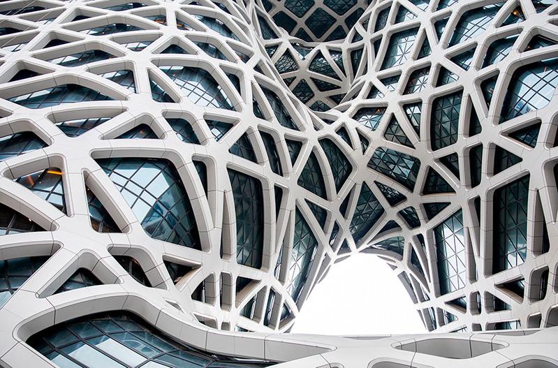 В Макао открылся отель, спроектированный Захой Хадид