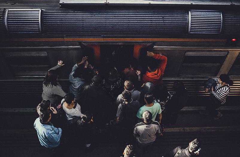 В метро Пекина будут собирать биометрические данные пассажиров