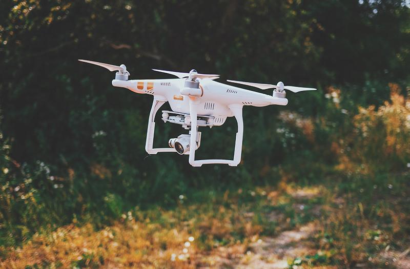 В Украине ограничили использование дронов