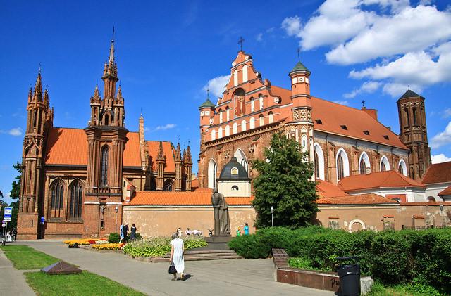 В Вильнюсе будут взимать туристический сбор