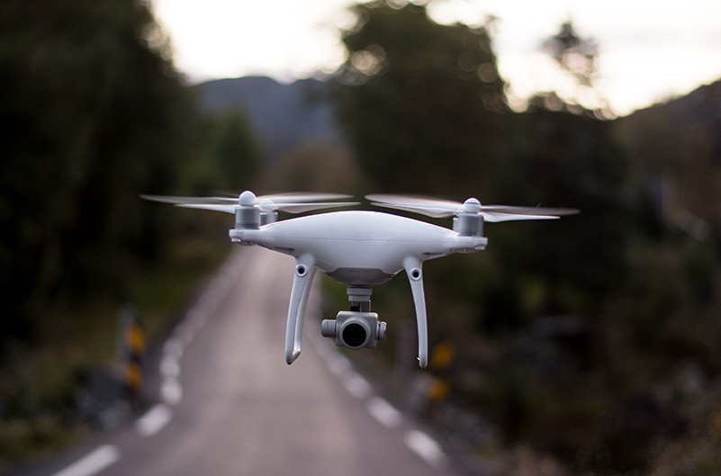 Владельцев дронов в Великобритании обяжут получить лицензию