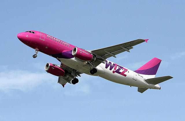 Wizz Air изменил условия провоза ручной клади