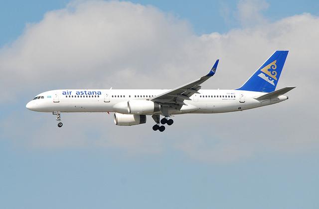 Air Astana оплачивает номер в отеле при стоповере в Алматы и Астане