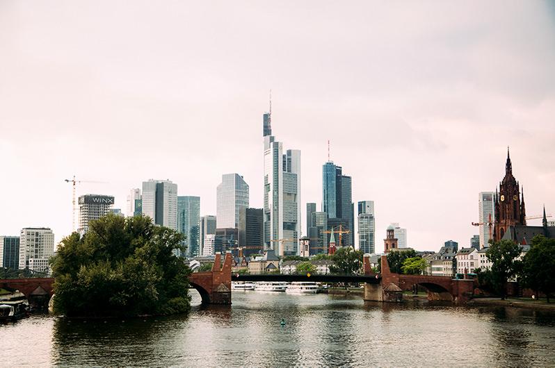 Airbnb во Франкфурте будет собирать туристический налог