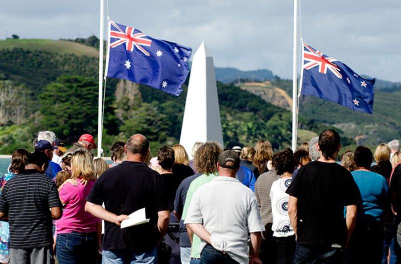 Австралию обвинили в плагиате национального флага