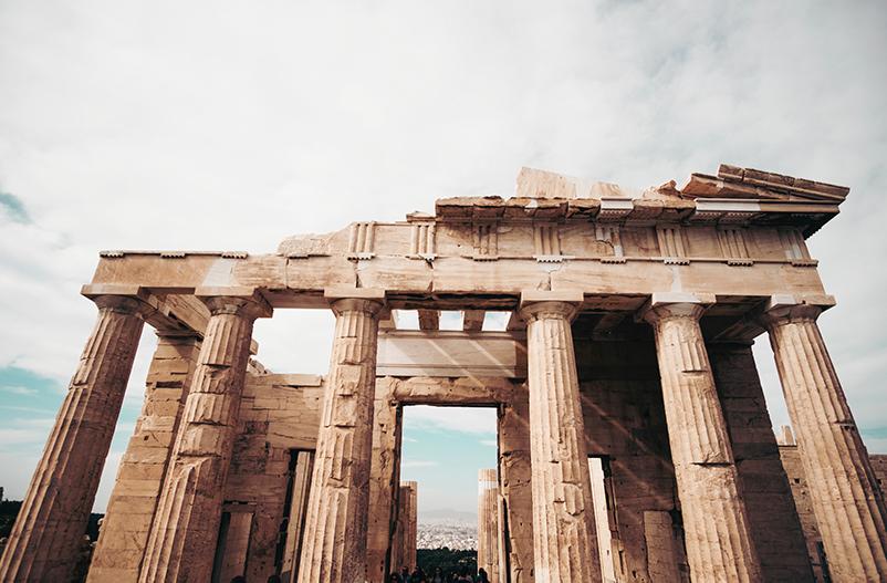 Билеты в музеи Греции начали продавать онлайн
