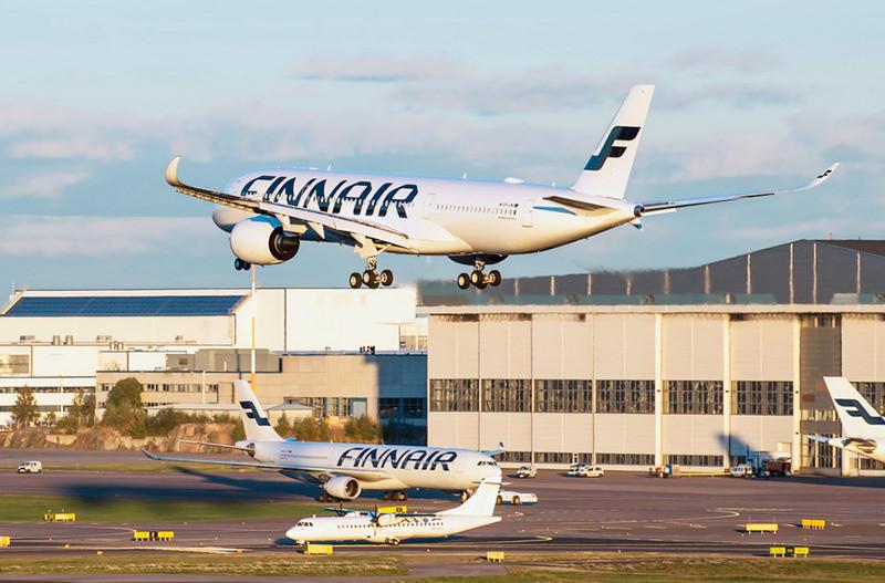 Finnair будет собирать добровольный взнос на экологию