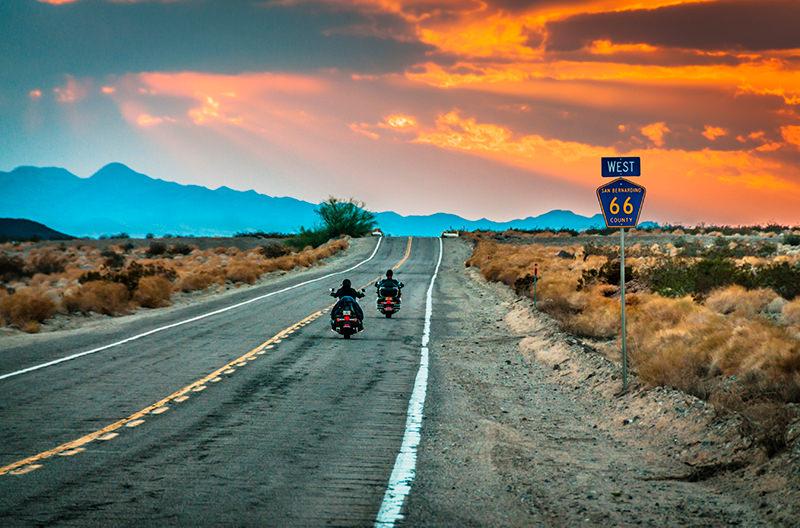 Главная дорога США Route 66 оказалась под угрозой исчезновения