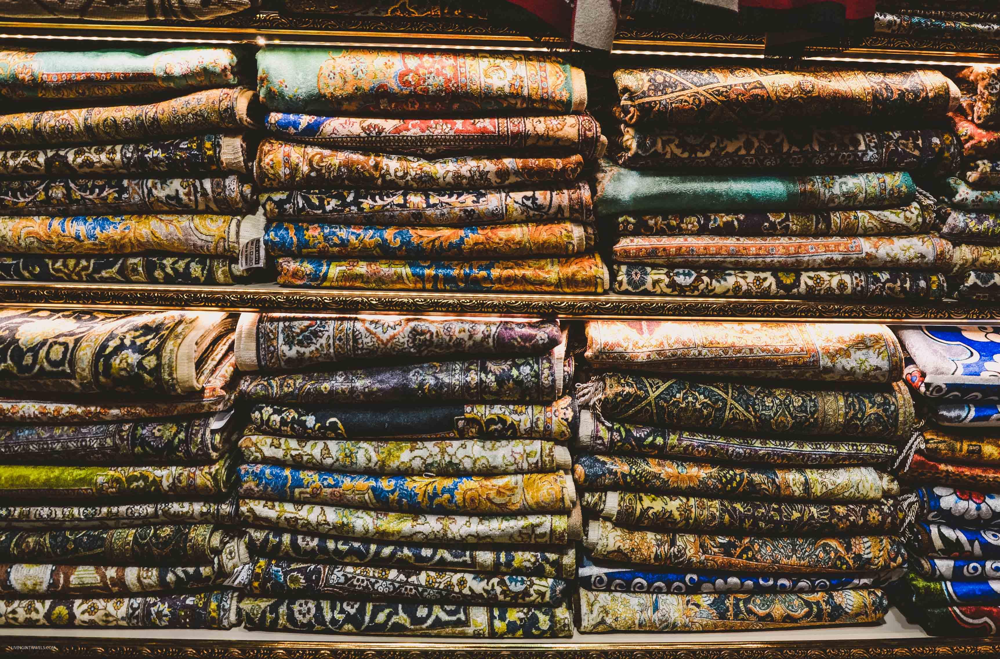 Гранд базар или лучший туристический аттракцион в Стамбуле