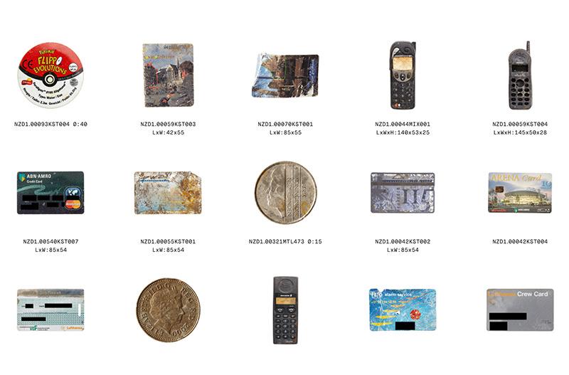 На дне каналов Амстердама нашли около 700 тысяч артефактов