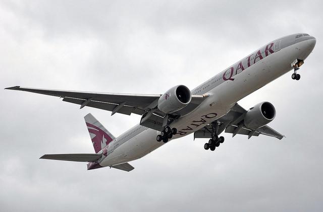 Qatar Airways разыгрывает билеты среди новых подписчиков