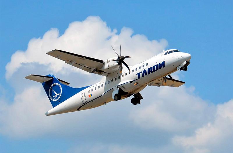 Румынский авиаперевозчик будет летать в Украину
