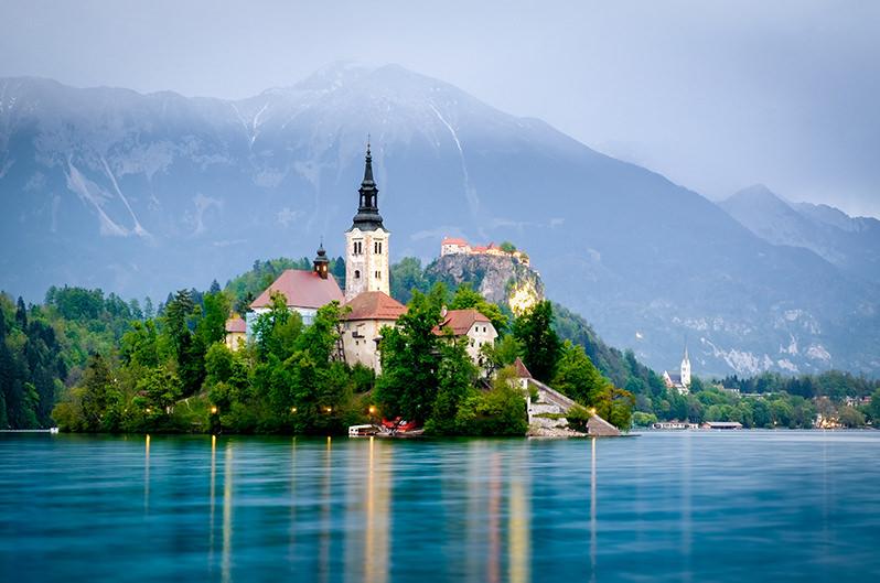 Словению номинировали на звание гастрономического региона Европы