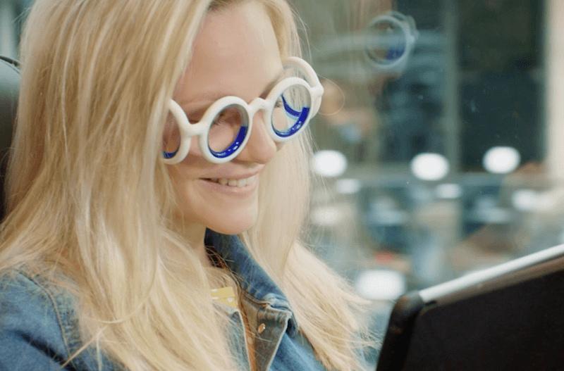 Созданы очки против морской болезни