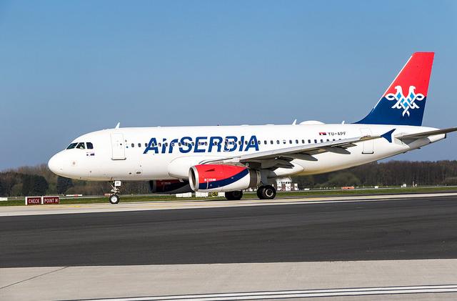 Украина и Сербия договариваются о прямом авиасообщении